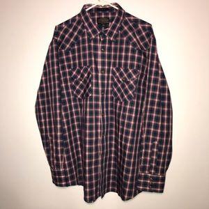 PENDLETON  Men's XL FRONTIER SHIRT